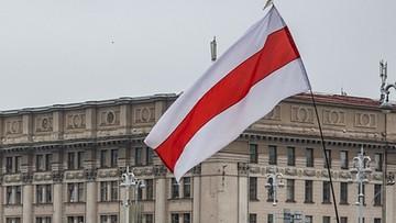"""Emerytka dostała grzywnę za... """"protest galaretką"""" w barwach flagi białoruskiej"""