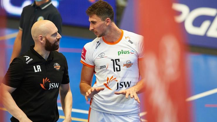 Wojciech Drzyzga: Jeśli Jastrzębski nie zagra w fazie grupowej Ligi Mistrzów, to nie zostawię na nich suchej nitki