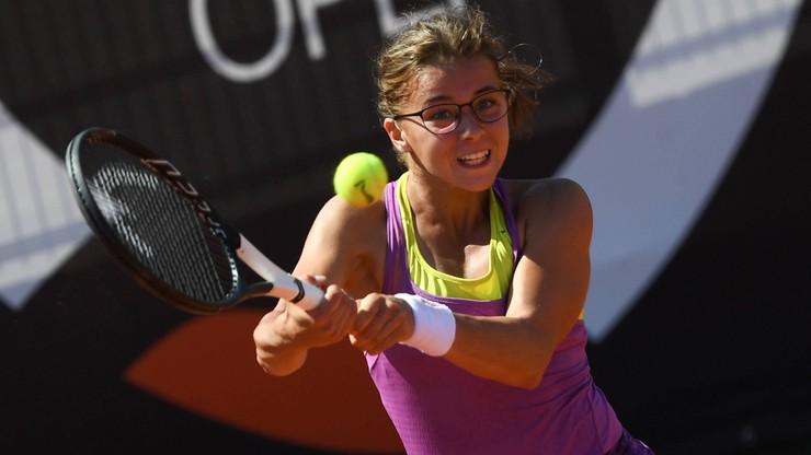 Polska tenisistka: Nie mogę się doczekać gry w Wielkim Szlemie