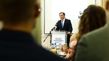 Ziobro: reforma polskich sądów będzie kontynuowana