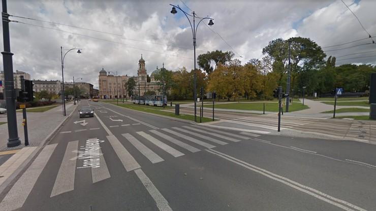 Łódź: pijany motocyklista jechał z pasażerem torami dla tramwajów. Zakończyło się to tragedią