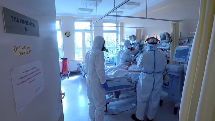 Nowe przypadki koronawirusa w Polsce. Dane ministerstwa, 7 listopada