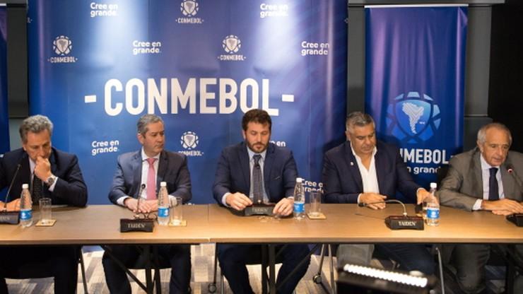 Copa Libertadores: Zmieniono miejsce rozegrania finału