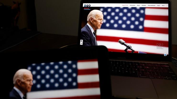 Joe Biden otrzymał nominację na kandydata w wyborach prezydenckich