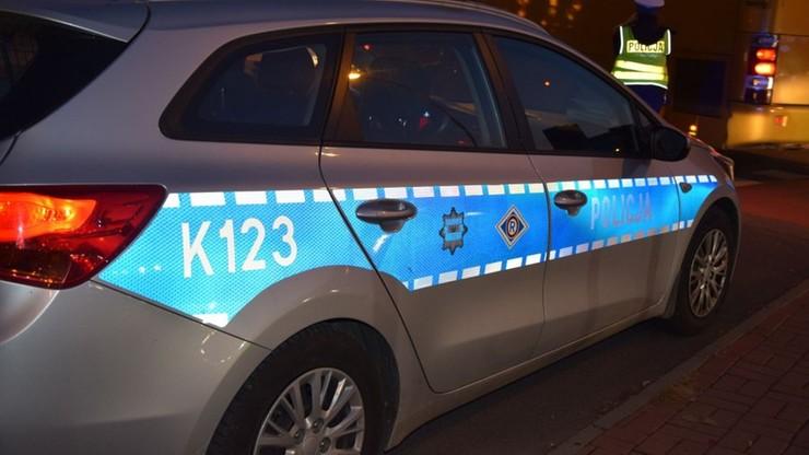 Pijany kierowca jechał pod prąd autostradą A4