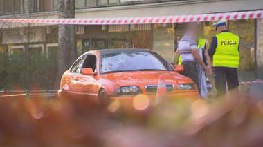 """Wypadek na warszawskich Bielanach. Kierowca BMW: """"Nie jem, nie śpię. Przeszedłem załamanie nerwowe"""""""