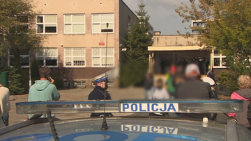 Uczniowie o szczegółach ataku w szkole w Zielonej Górze
