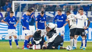Brutalny faul bramkarza Schalke. Atak w stylu Kung-fu Pazdana (WIDEO)