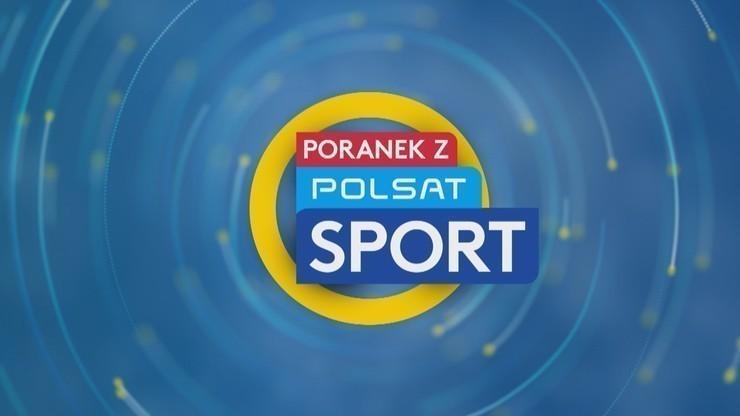 Poranek z Polsatem Sport: Leon i Lewandowski gośćmi programu