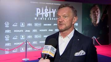 """""""Psy 3: W imię zasad"""" w kinach od 17 stycznia. Pazura: odpowiedzialność jest olbrzymia"""