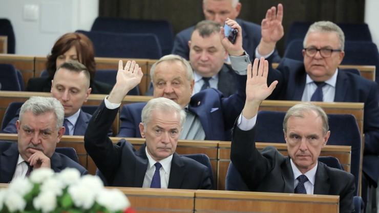 Senat wybrał przewodniczących komisji
