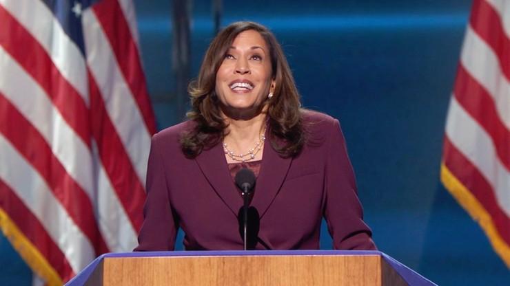 Harris z nominacją na kandydatkę na wiceprezydenta
