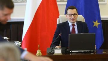 """Rada Ministrów """"zaniepokojona postępowaniem sędziów"""". """"Manipulacja wyrokiem TSUE"""""""
