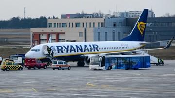 Zarażony koronawirusem Polak podróżował liniami Ryanair