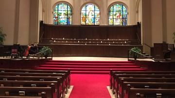 Ognisko koronawirusa w kościele. 40 zakażonych po nabożeństwie