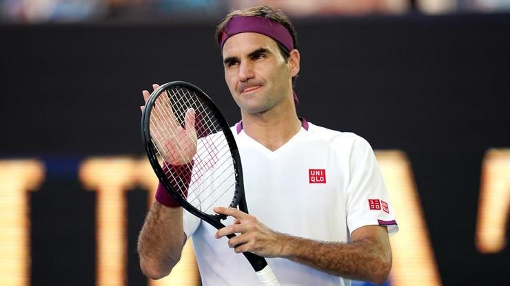 French Open: Federer przeszedł artroskopię kolana i nie zagra w Paryżu