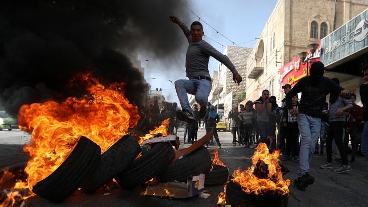 Izrael odpowiedział atakiem lotniczym na atak rakietowy ze Strefy Gazy