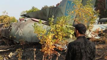 Katastrofa wojskowego samolotu na Ukrainie. W kraju żałoba narodowa
