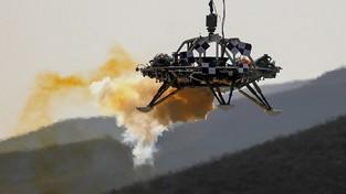 15.11.2019 08:00 Chiny pierwszy raz pokazały swój marsjański lądownik podczas testów