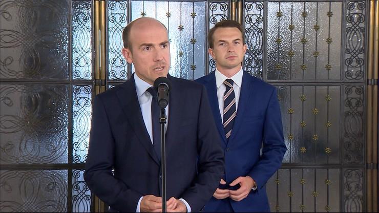Budka: Koalicja Obywatelska składa wniosek o wotum nieufności Zbigniewa Ziobry