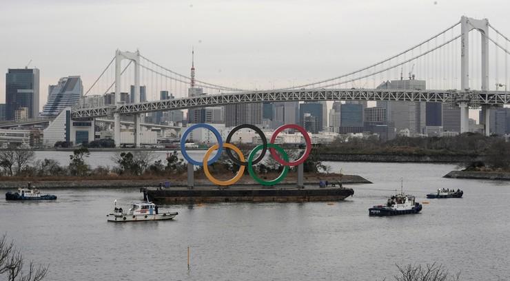 Igrzyska Olimpijskie w Tokio: Możliwa zmiana trasy maratonu pływackiego