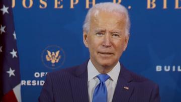 Joe Biden oficjalnie przekroczył próg wyborczy