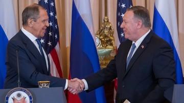 Pompeo ostrzegł Ławrowa, by Rosja nie  ingerowała w wybory w USA