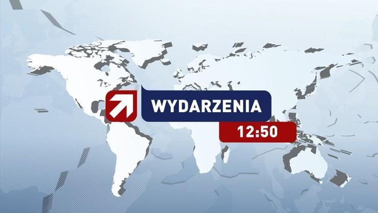 """Kolejna dawka najświeższych informacji w Polsat News. Premiera  """"Wydarzeń 12:50"""""""