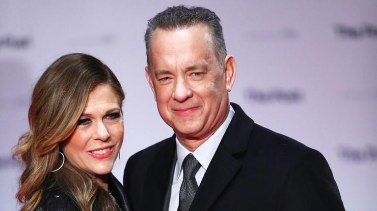 Aktor Tom Hanks  i jego żona zarażeni koronawirusem