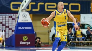 2019-11-01 EBL: Asseco Arka Gdynia - BM Slam Stal Ostrów Wlkp. Transmisja w Polsacie Sport