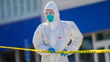 Ponad 400 osób zakażonych koronawirusem zmarło w USA w ciągu doby