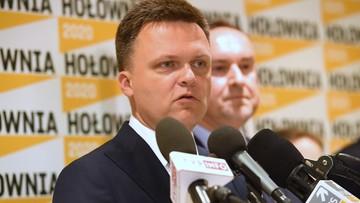 """""""Polska partnerem nie głośnym, ale słuchanym"""". Hołownia o polityce zagranicznej"""