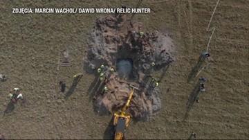"""Fragmenty """"cudownej broni"""" Hitlera znalezione w Polsce"""