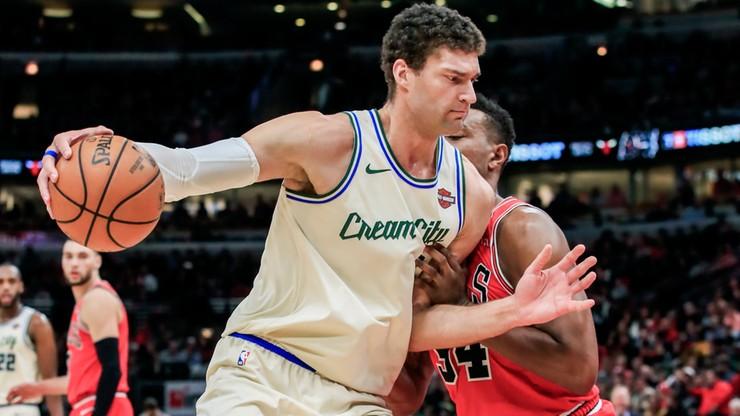 NBA: 32. zwycięstwo Bucks, 12. porażka Clippers