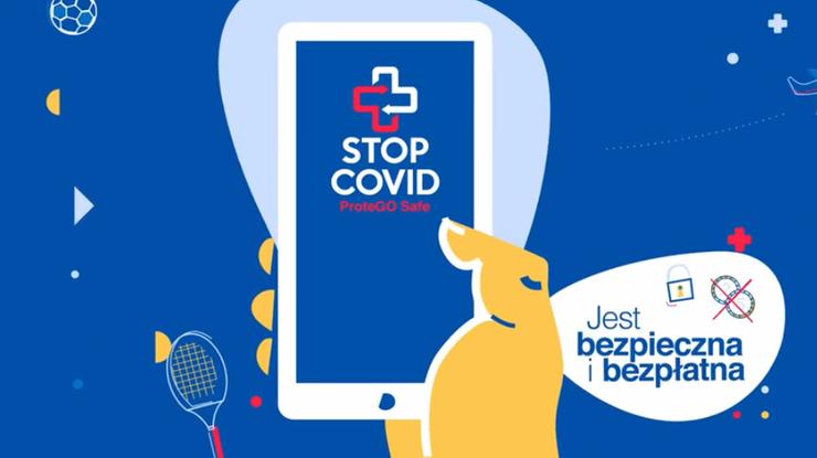 """Nowa wersja aplikacji """"STOP COVID"""". Zapisy na test bez kontaktu z lekarzem"""