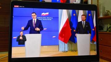 """Stan epidemii w Polsce. """"To decyzja ratująca życie"""""""