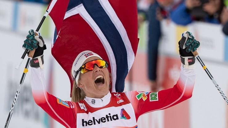 PŚ w biegach: Norweżki wygrały sztafetę w Lillehammer