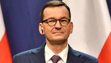Premier odpowiedział szefowej KE na list ws. praworządności