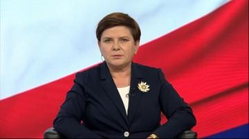 Szydło i Ziobro założą własną partię? Była premier odpowiada