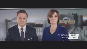 Wieczór wyborczy w Polsat News od 19:50. Pierwsze sondażowe wyniki tuż po zamknięciu lokali