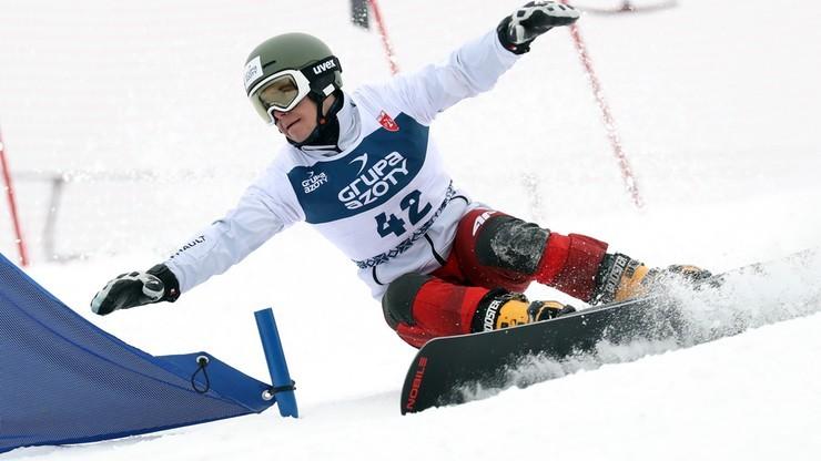 PŚ w snowboardzie: Kwiatkowski na podium w Scoul, Król ósma