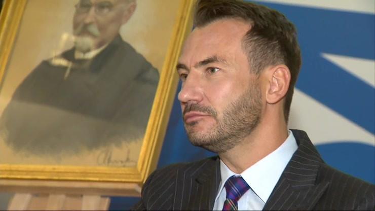 Prestiżowa nagroda dla Przemysława Talkowskiego. Złoty Prus za całokształt działalności