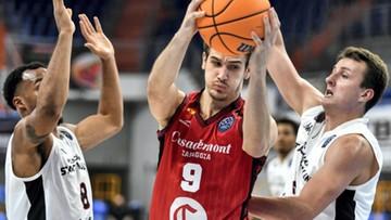Liga Mistrzów FIBA: Świetny mecz Pszczółki Startu Lublin z Casademont Saragossa