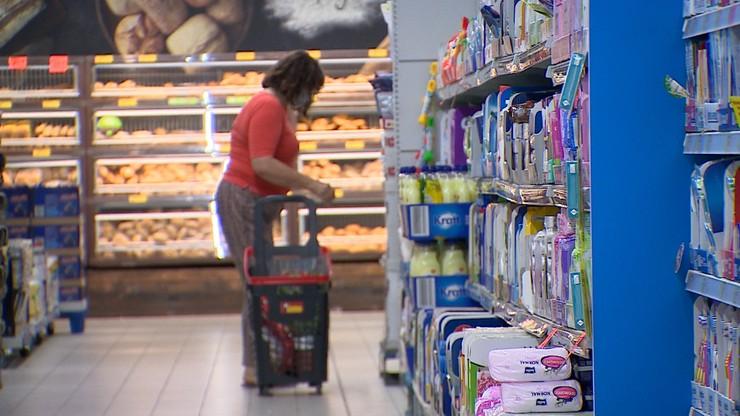 Minister zdrowia: sklepy nie będą obsługiwać klientów bez maseczek