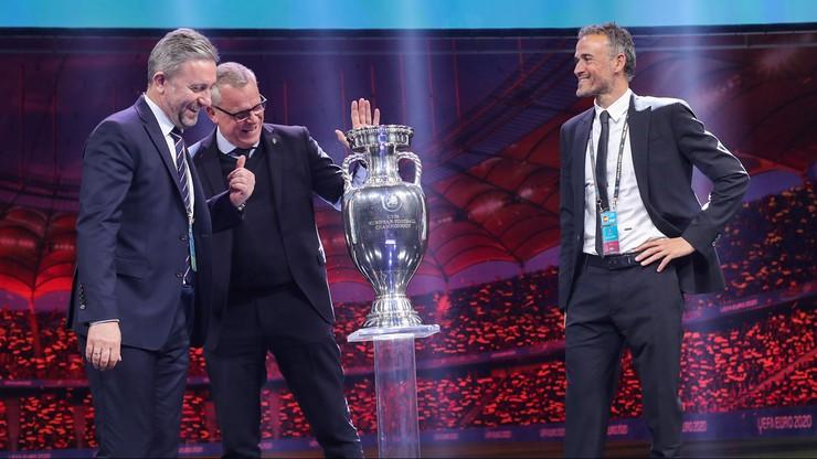 Engel w Cafe Futbol o Euro 2020: To super losowanie dla nas