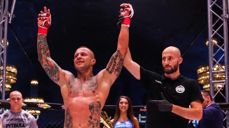 Babilon MMA 12: Błeszyński i Pawlak będą walczyć o pas