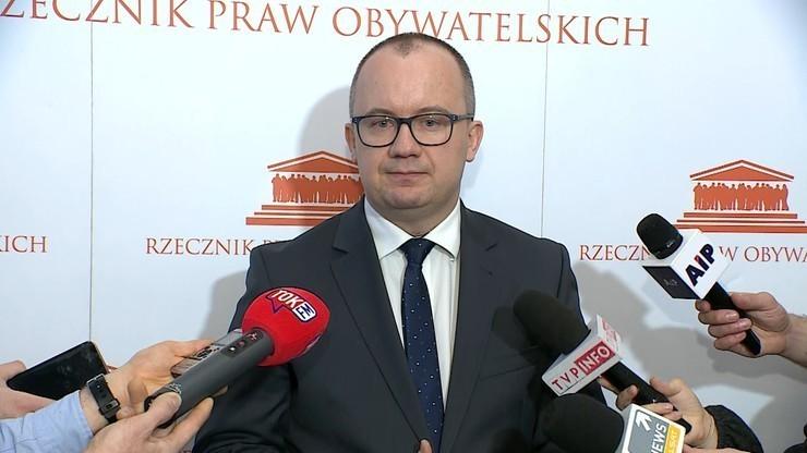 Rzecznik praw obywatelskich: mowy wykluczenia nie usprawiedliwia kampania wyborcza