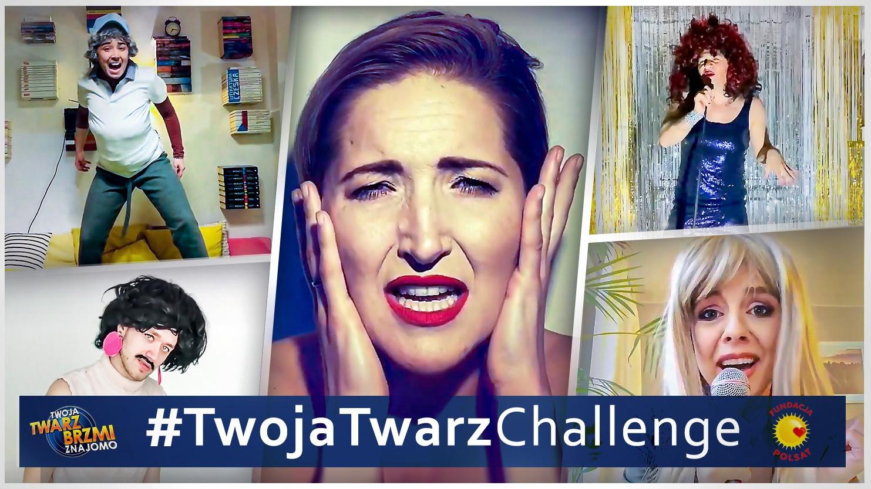 #TwojaTwarzChallenge: Oglądaj wideo z akcji! - Polsat.pl