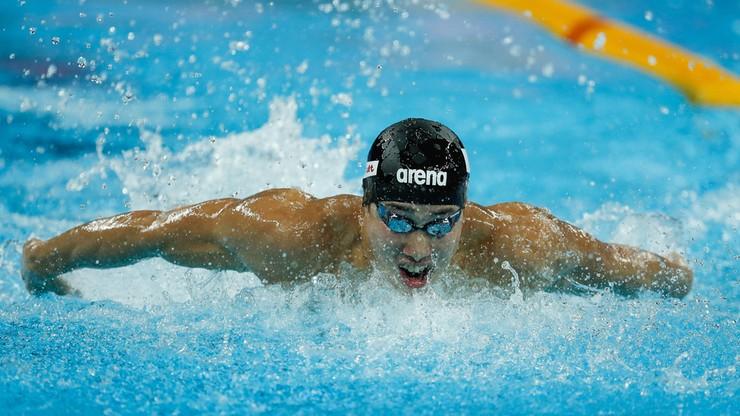 Japoński pływak zdyskwalifikowany za doping