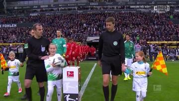 Borussia Moenchengladbach - Bayern Monachium 2:1. Skrót meczu [ELEVEN SPORTS]
